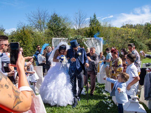 Il matrimonio di Giorgio e Giada a Asti, Asti 54