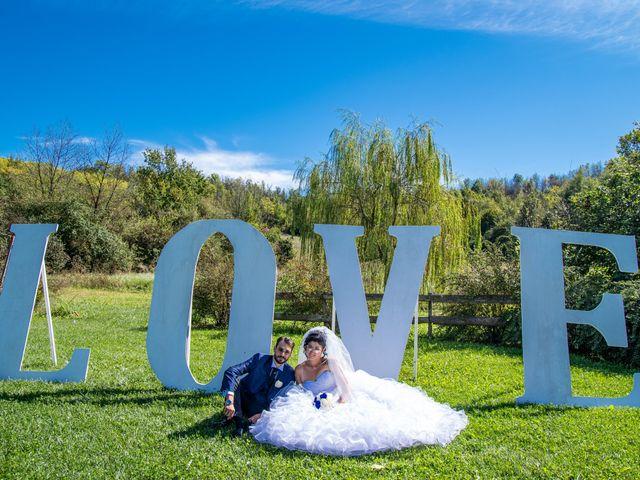 Il matrimonio di Giorgio e Giada a Asti, Asti 56