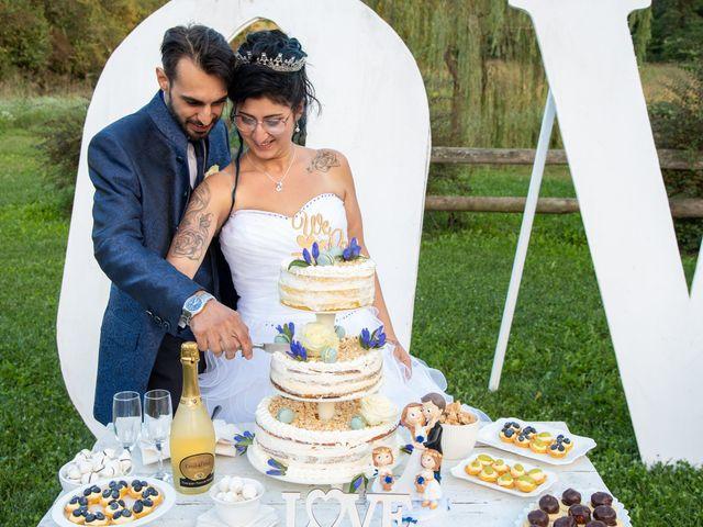 Il matrimonio di Giorgio e Giada a Asti, Asti 62