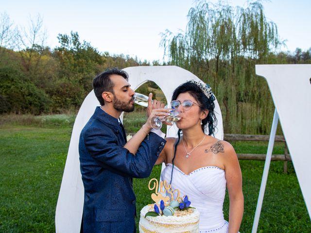 Il matrimonio di Giorgio e Giada a Asti, Asti 64
