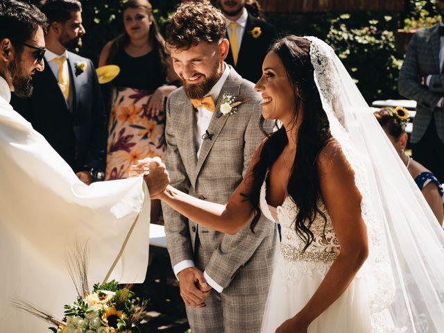 Il matrimonio di Denise e Giuseppe a Acireale, Catania 10