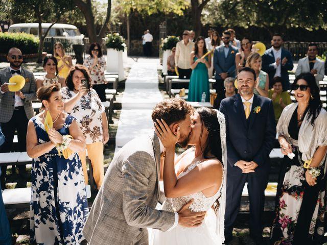Il matrimonio di Denise e Giuseppe a Acireale, Catania 14