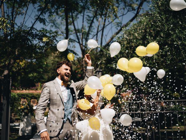 Il matrimonio di Denise e Giuseppe a Acireale, Catania 20