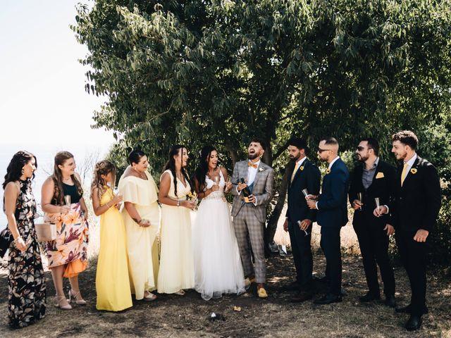 Il matrimonio di Denise e Giuseppe a Acireale, Catania 27