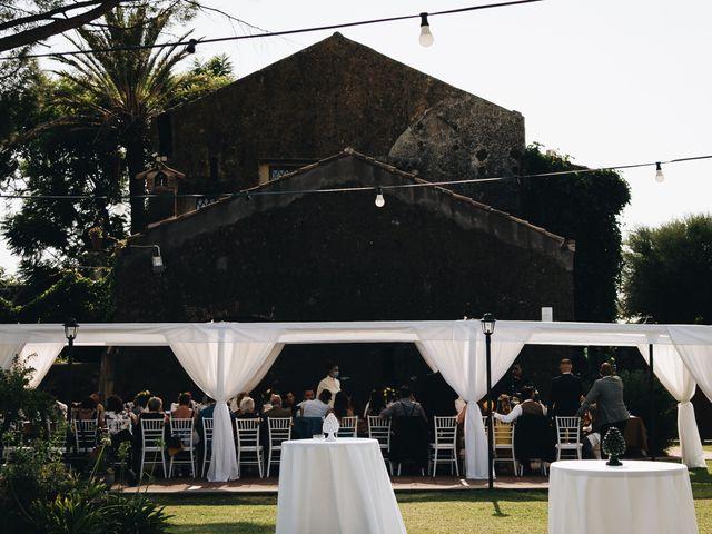 Il matrimonio di Denise e Giuseppe a Acireale, Catania 34
