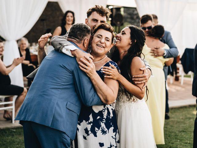 Il matrimonio di Denise e Giuseppe a Acireale, Catania 47