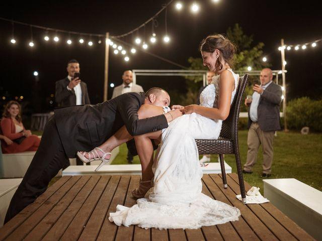 Le nozze di Giacomo e Nicole
