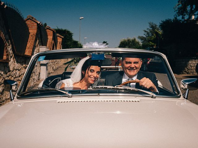 Il matrimonio di Elisa e Federico a Viterbo, Viterbo 20