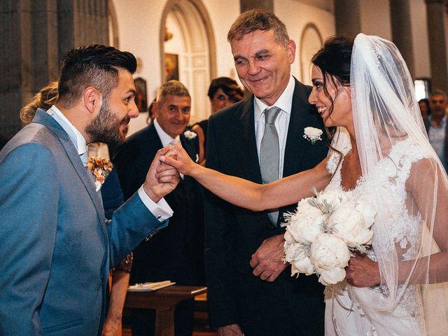 Il matrimonio di Elisa e Federico a Viterbo, Viterbo 24