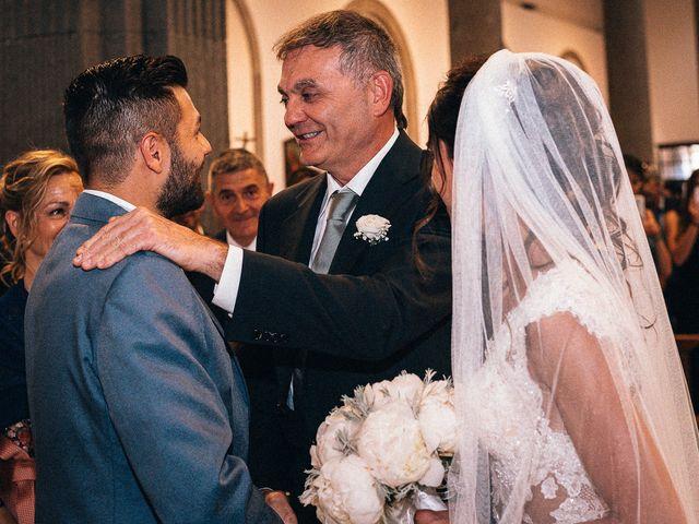 Il matrimonio di Elisa e Federico a Viterbo, Viterbo 25
