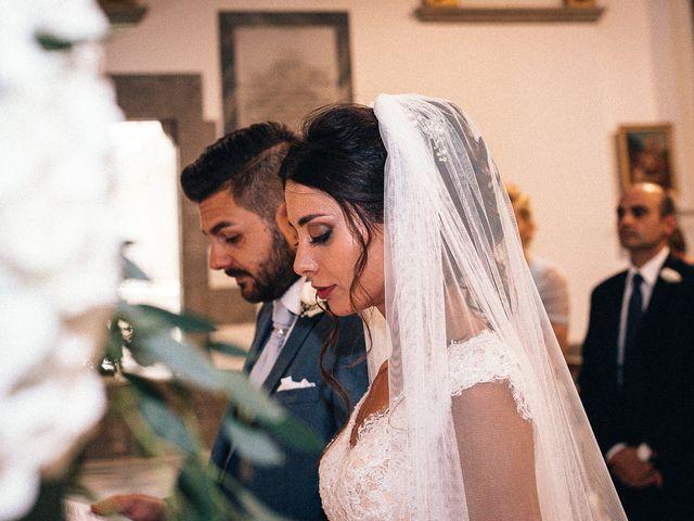 Il matrimonio di Elisa e Federico a Viterbo, Viterbo 26