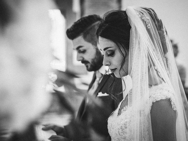 Il matrimonio di Elisa e Federico a Viterbo, Viterbo 27