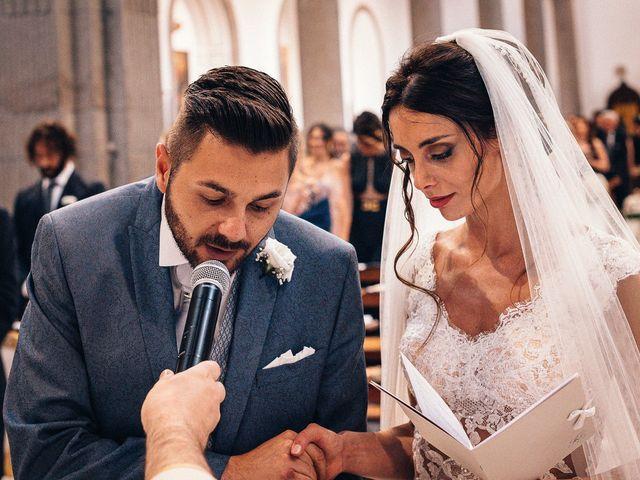 Il matrimonio di Elisa e Federico a Viterbo, Viterbo 29