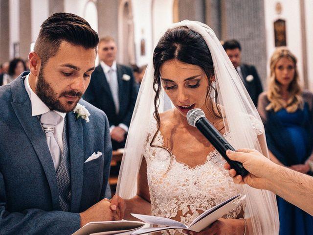 Il matrimonio di Elisa e Federico a Viterbo, Viterbo 30