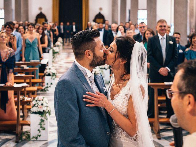 Il matrimonio di Elisa e Federico a Viterbo, Viterbo 33