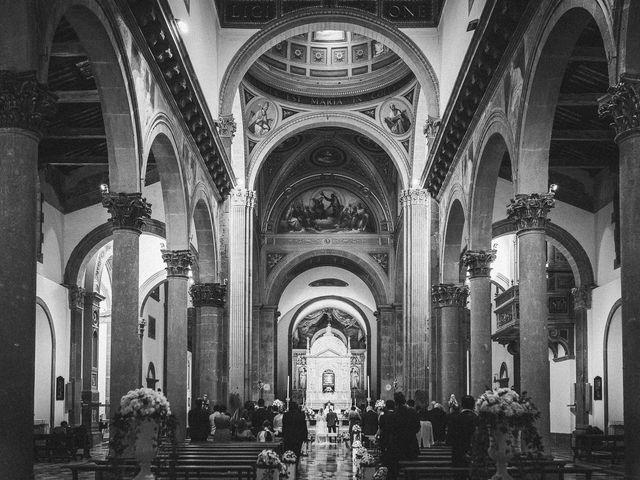 Il matrimonio di Elisa e Federico a Viterbo, Viterbo 39