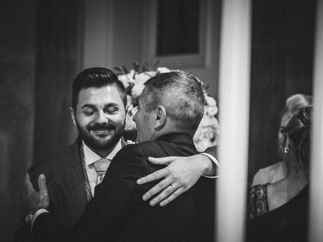 Il matrimonio di Elisa e Federico a Viterbo, Viterbo 42