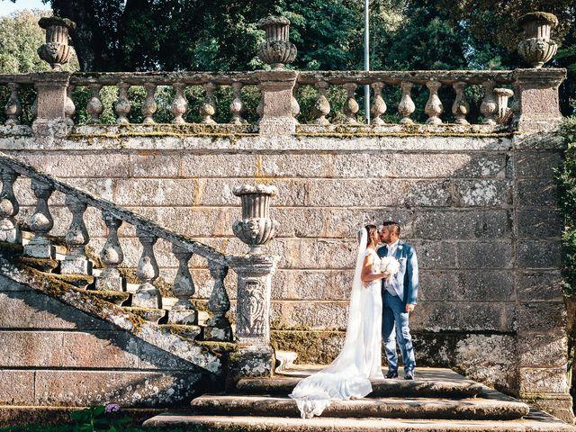 Il matrimonio di Elisa e Federico a Viterbo, Viterbo 43