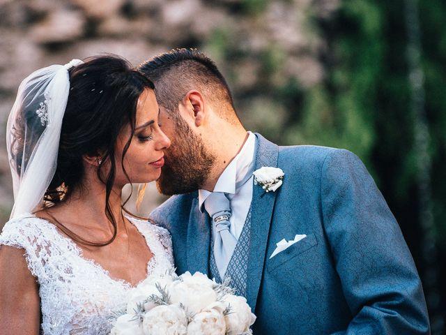 Il matrimonio di Elisa e Federico a Viterbo, Viterbo 46
