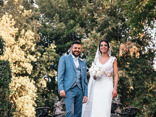 Il matrimonio di Elisa e Federico a Viterbo, Viterbo 47