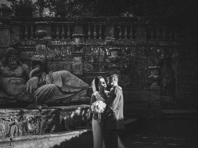 Il matrimonio di Elisa e Federico a Viterbo, Viterbo 48