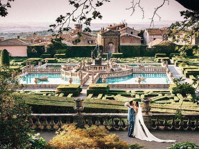 Il matrimonio di Elisa e Federico a Viterbo, Viterbo 49