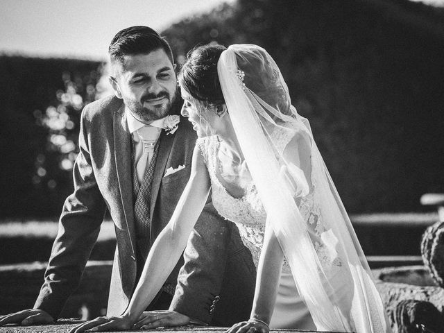 Il matrimonio di Elisa e Federico a Viterbo, Viterbo 50