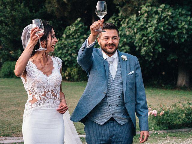 Il matrimonio di Elisa e Federico a Viterbo, Viterbo 55