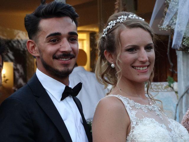 le nozze di Benedetta e Matteo