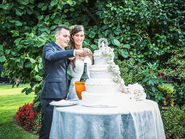 le nozze di Sharon e Claudio