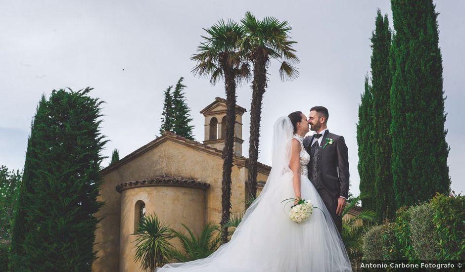 Il matrimonio di Luca e Claudia a Sant'Ippolito, Pesaro - Urbino