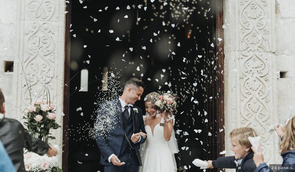 Il matrimonio di Noemi e Pierpaolo a Serramonacesca, Pescara