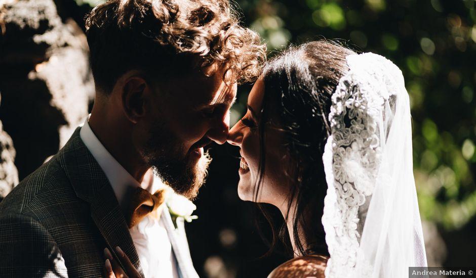 Il matrimonio di Denise e Giuseppe a Acireale, Catania