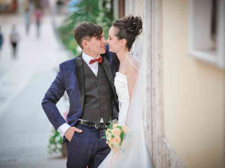 Le nozze di Gloria e Lorenzo
