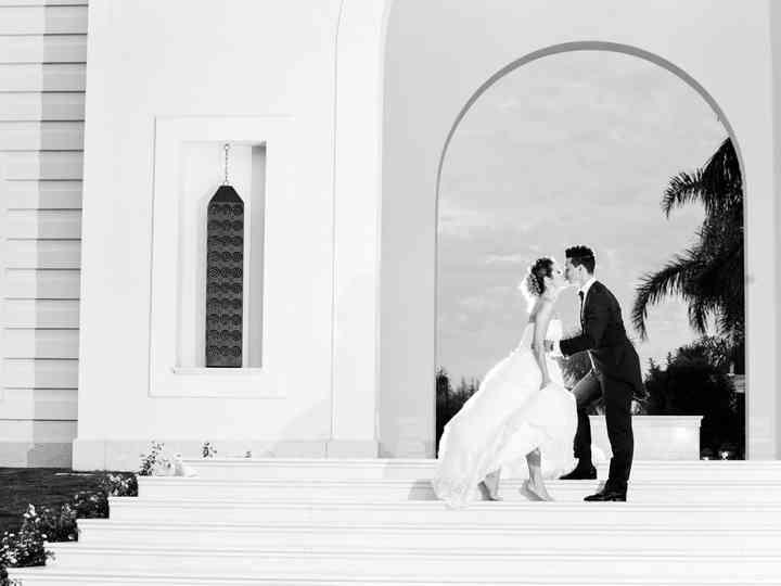 Le nozze di Giusy e Tony