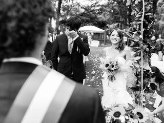 Le nozze di Luna e Giuliano