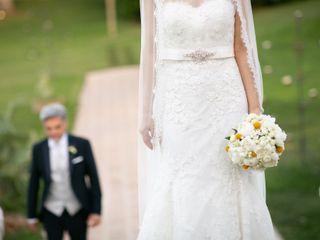 Le nozze di Antonella e renato