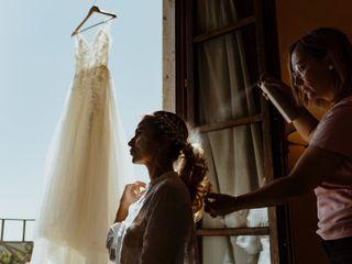 Le nozze di Amanda e Pierre 3
