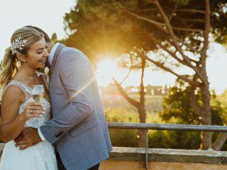 Le nozze di Amanda e Pierre