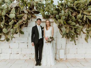 Le nozze di Sini e Ryan