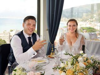 Le nozze di Roman e Cristina