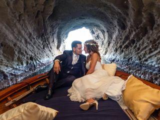 Le nozze di Dayana e Antonio