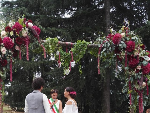 Il matrimonio di Silvia e Antonio  a Casteggio, Pavia 1