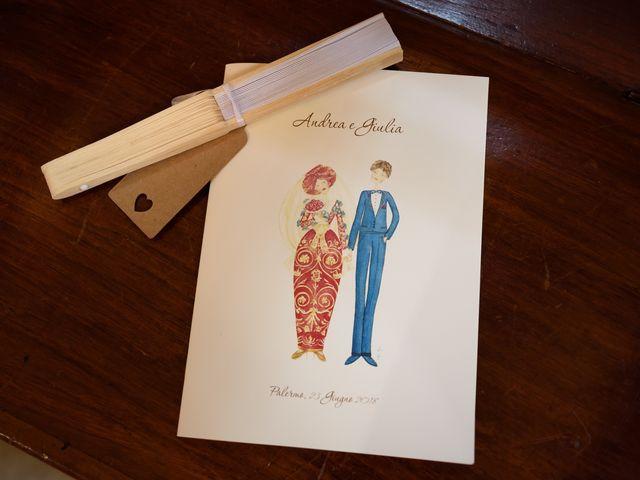 Il matrimonio di Andrea e Giulia a Palermo, Palermo 11