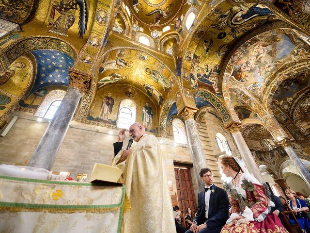 Il matrimonio di Andrea e Giulia a Palermo, Palermo 13