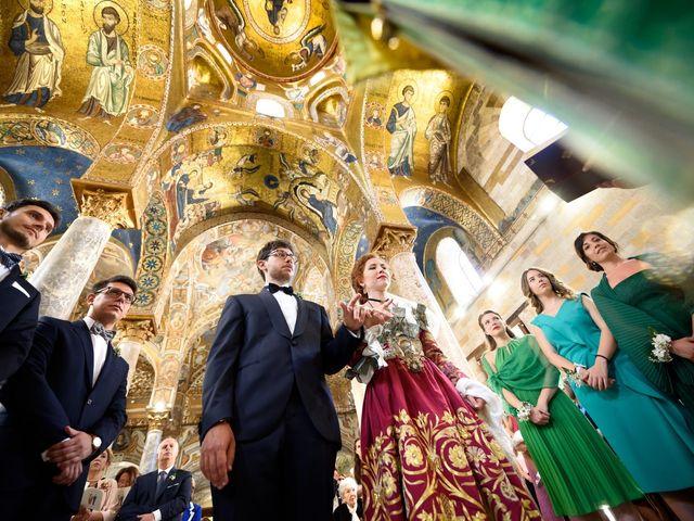 Il matrimonio di Andrea e Giulia a Palermo, Palermo 14
