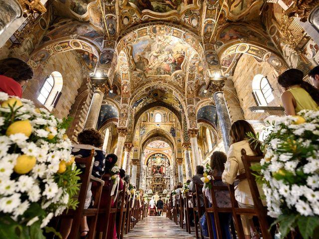 Il matrimonio di Andrea e Giulia a Palermo, Palermo 16