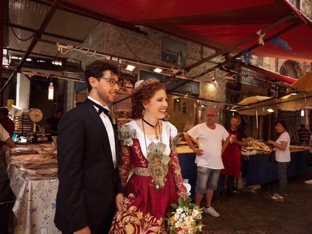 Il matrimonio di Andrea e Giulia a Palermo, Palermo 22