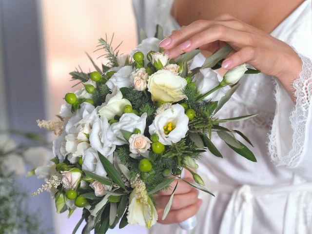 Il matrimonio di Raffaele e Sara a Villa Castelli, Brindisi 8