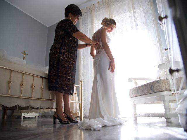 Il matrimonio di Raffaele e Sara a Villa Castelli, Brindisi 12